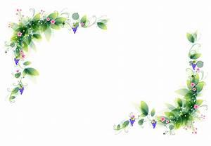Corner Floral Decoration PNG Clipart Image | Gallery ...