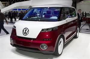 Electric Volkswagen Microbus