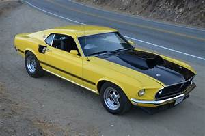 1969 Mustang Mach 1 Fastback Sportroof California car Over 45k in Invoices - Classic Ford ...