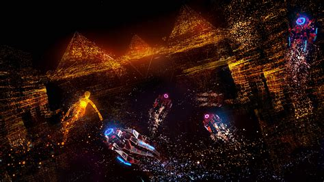 wallpaper rez infinite area  vr ps vr ps games