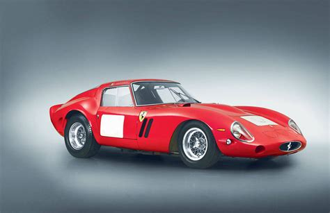 Most Expensive At Auction by Most Expensive Car Sold At Auction 250 Gto