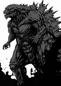Godzilla Earth The Biggest Godzilla Up To Date Standing