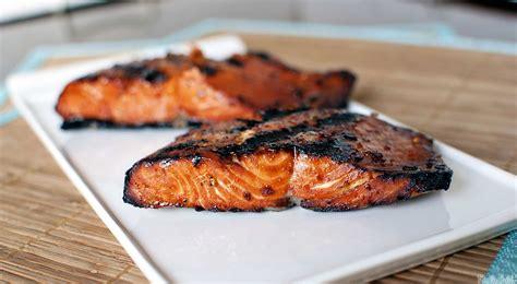 bbq salmon teriyaki flame grilled salmon pass the sushi