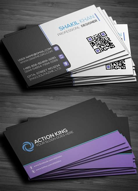 girly business cards templates free corporate business card and design print business cards