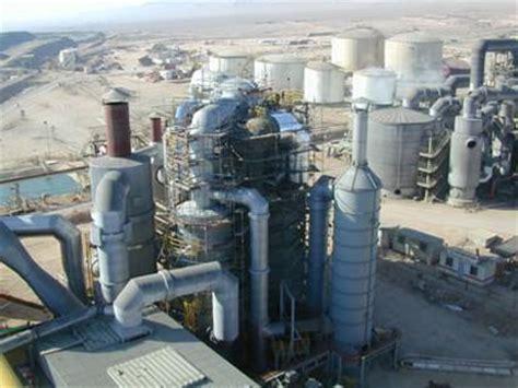 production sulfuric acid