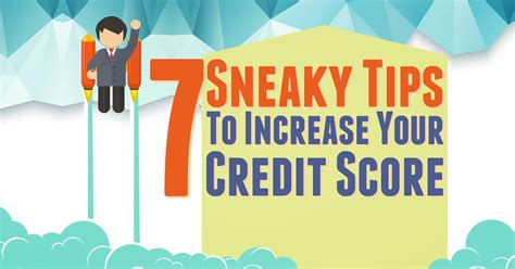 7 Quick Ways To Improve Your Credit Score