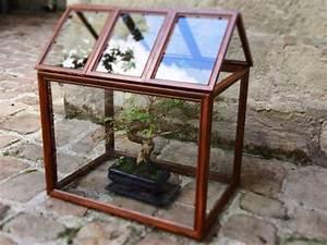 Mini Serre De Balcon : diy serre de jardin r cup faire soi m me ~ Premium-room.com Idées de Décoration