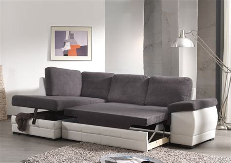 canape gris convertible tissu moderne meilleures images d 39 inspiration pour votre