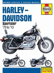 Haynes Motorcycle Complete Repair Manual 70