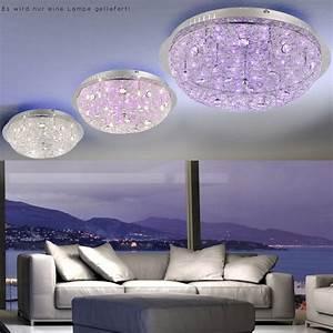 Esszimmer Lampe Led : kristall deckenleuchte led bad lampe flur decken licht esszimmer wand leuchte fb ebay ~ Markanthonyermac.com Haus und Dekorationen