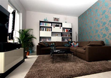 Wohnzimmer Einrichten Brauntöne by Wohnstube Einrichten