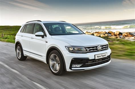 New Vw Tiguan Flagship For Sa Heres How Much Car