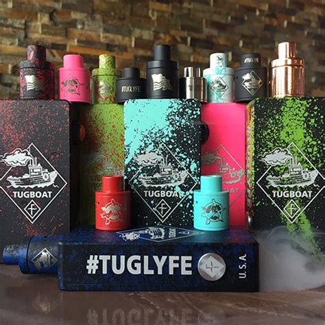 Tugboat Mod by Learn More At Ivapeslc