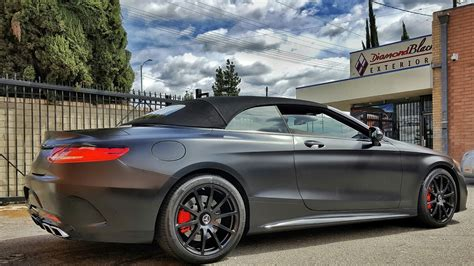 S63 Amg Coupe 2017 by Project 2017 Mercedes S63 Amg Coupe Convertible