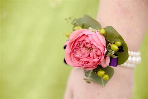 flower bracelet wedding