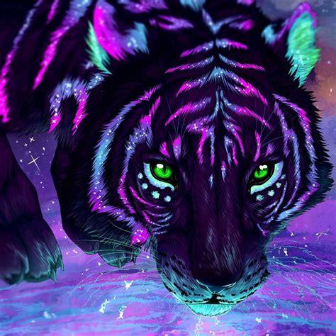 lucid tiger wallpaper engine  animals wallpaper