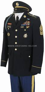 Us Army Enlisted Male Army Service Uniform