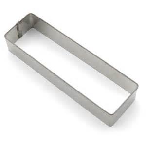 rectangle kitchen ideas rectangle ruler cookie cutter cuttercraft