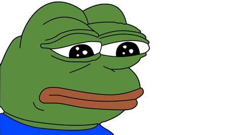 Pepe The Frog Memes - pepe the frog has officially been declared a hate symbol sick chirpse