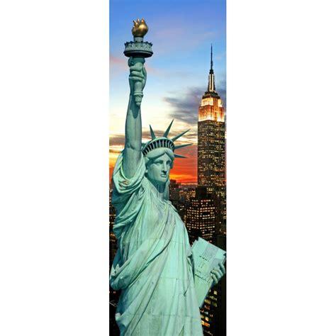 papier peint l 233 unique statue de la libert 233 art d 233 co