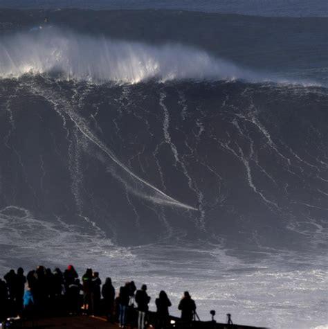 Nazare Portugal Photos Big Wave Surfers Ride