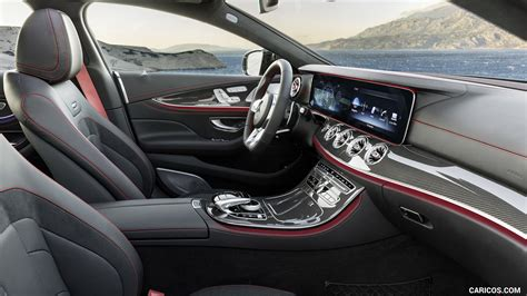 mercedes amg cls  matic interior hd wallpaper