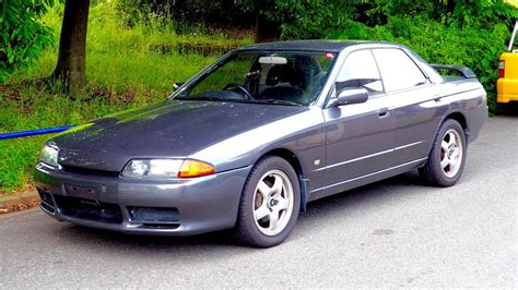 1992 Nissan Skyline Gts-t Type M 4-door Sedan (usa Import