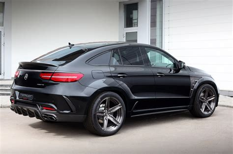 Mercedes Gle Class Picture by 2016 Mercedes Gle Coupe Inferno By Topcar Picture