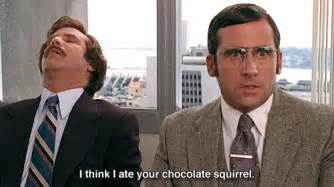 i think i ate your chocolate squirrel funny gifs