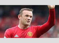 Wayne Rooney says that he's staying at Manchester United