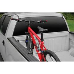 single bike carrier for pickup truck bed 1394300 reese explore