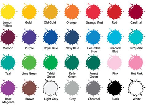 ink colors graystone graphics