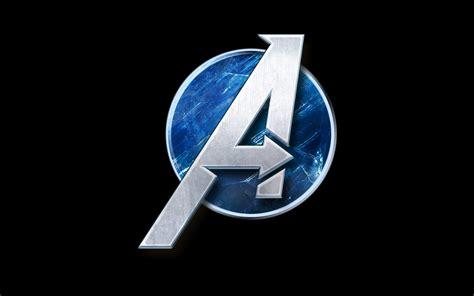 3840x2400 Marvels Avengers Game Logo UHD 4K 3840x2400 ...