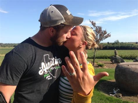 taylor morris danielle kelly engaged local news