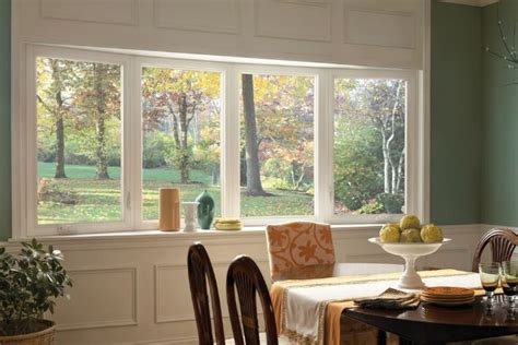 differences  bay  bow window styles