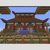 Minecraft Japanese Temple | 640 x 480 jpeg 78kB