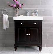 30 Bathroom Vanity With Top by Lanza Products WF6202 Monte 30 Inch Vanity With Top And Sink Modern Bathr
