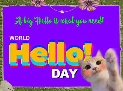 Hello Funny 123greetings Need Everyone Messages Card