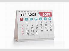 Feriados 2019 en Argentina el calendario completo Feriados
