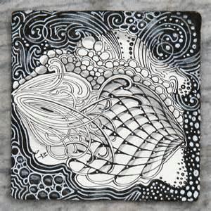 Zentangle Patterns Free