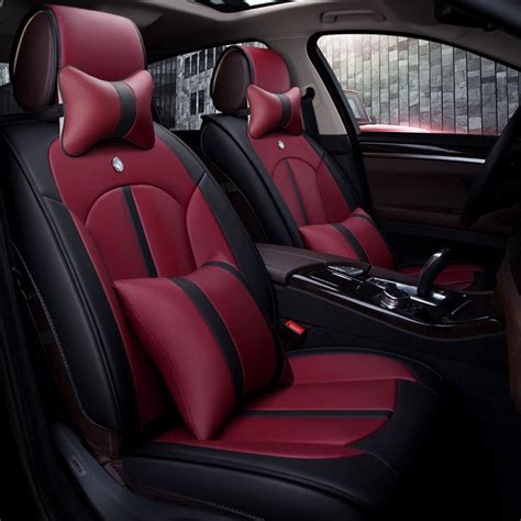 5d Styling Sport Car Seat Cover General Cushion Car Pad