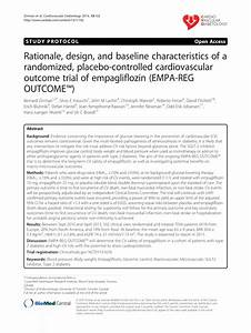 (PDF) Rationale, design, and baseline characteristics of a ...