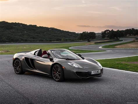 McLaren MP4-12C Spider (2013) picture #04, 1600x1200