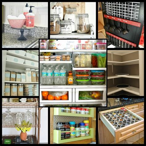 Pantry Ideas For Small Kitchen - 21 life saving ways to declutter the kitchen