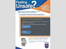 Student Wellbeing and Protection MacKillop Catholic College