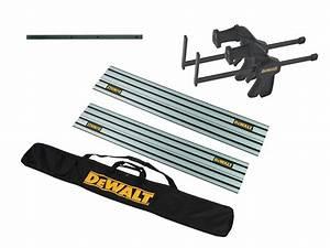 Dewalt Dwsffx5022pk1 2 X 1 5m Guide Rail Comprehensive Set Pk1