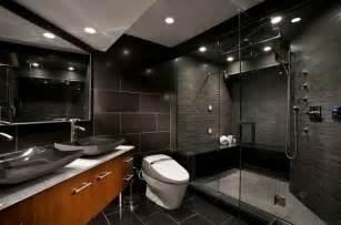luxus badezimmer modern luxus badezimmer in schwarz der neue trend