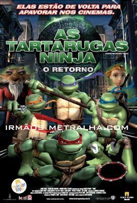 baixar filme tartaruga ninja o retorno dublado