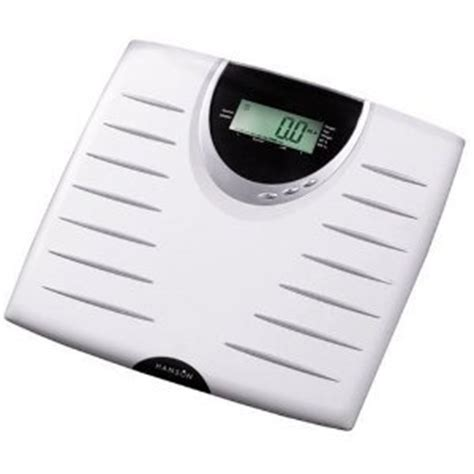 hanson hfa liner analyser bathroom scales 4 memory 140kg with battery co uk