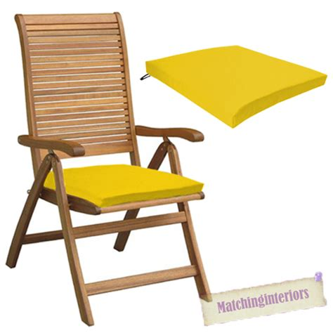 yellow outdoor indoor home garden chair floor seat cushion
